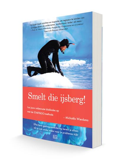 Smelt-die-ijsberg - Booklight