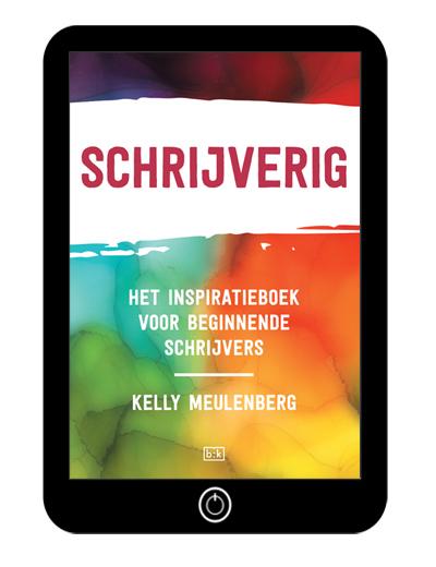 Schrijverig e-book